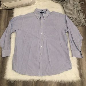 Tommy Hilfiger Gingham Regular Button Down Shirt